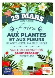 Diwan Lesneven - Foire aux plantes 2020
